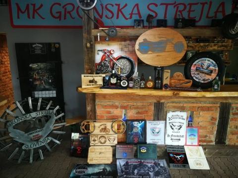 MK Gronska Strejla 20th Anniversary