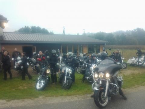 Obisk Freising Riders MC